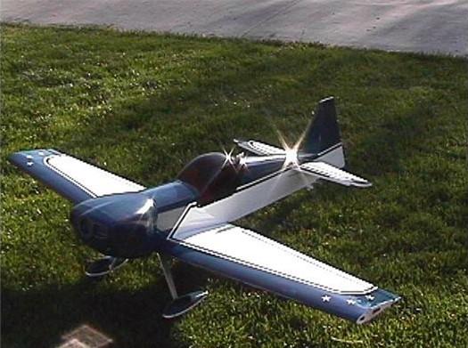 Great Planes .40 Cap 232 Build