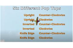Pop Tops- 6 Different Ways