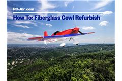 Fiberglass Cowl Refurbishing- Simple Steps to Fiberglass Work.