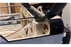 Fixing Torn Out Landing Gear