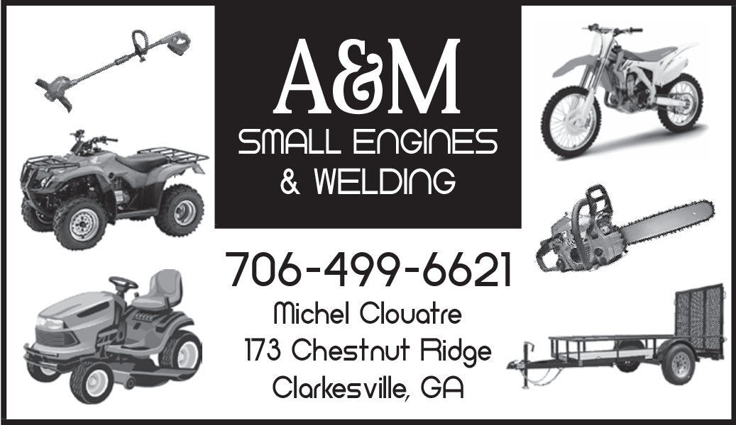 providing welding services in clarkesville ga auto repair a m small engines and welding repairs mercolocal