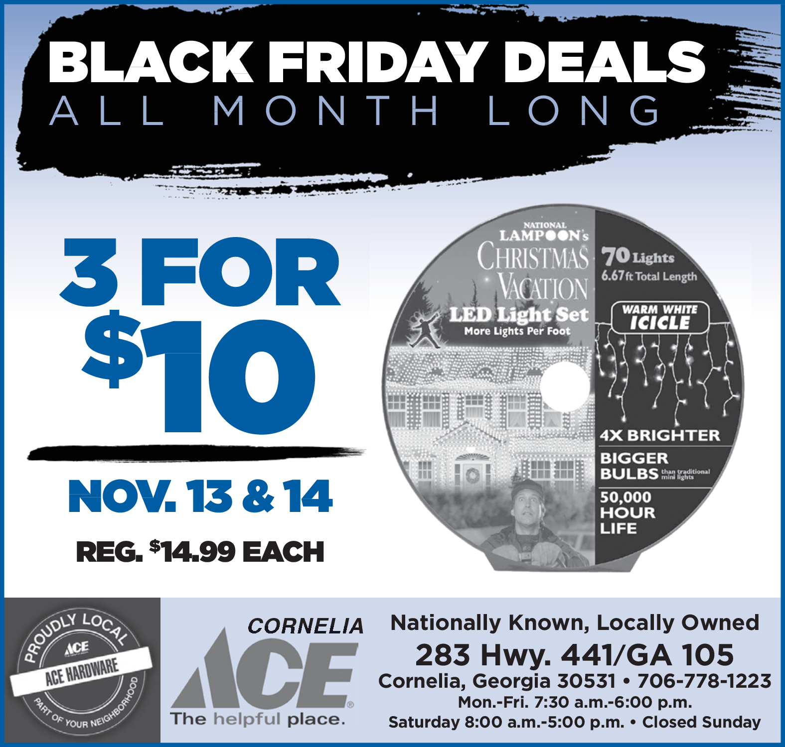 Black Friday Deals In Cornelia Ga Hardware Stores Cornelia Ace Hardware