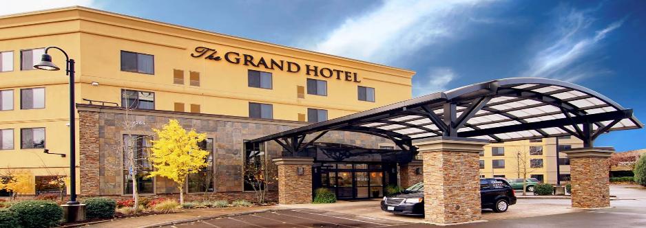 The Grand Hotel At Bridgeport Tigard Oregon
