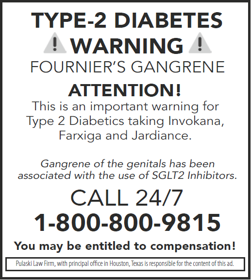 Pulaski Law Firm >> Warning For Farxiga And Jardiance In Houston Tx Health