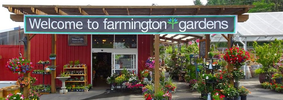 Farmington Gardens Hillsboro Oregon