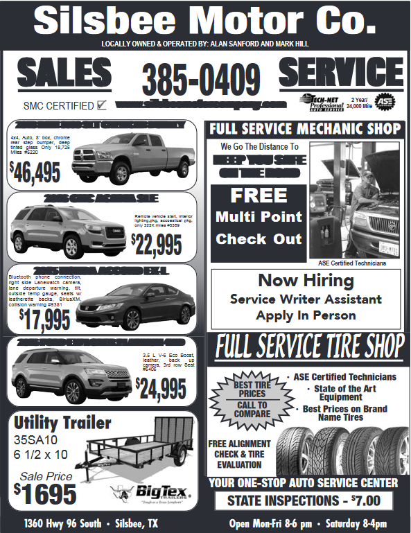 Silsbee Motor Company >> Latest Models Cars Available In Silsbee Tx New Cars