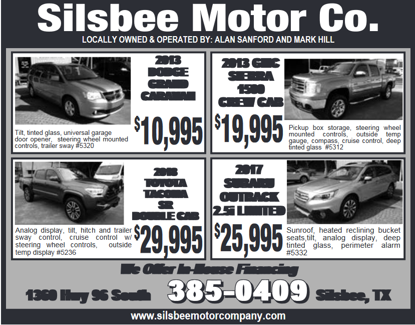 Silsbee Motor Company >> Offer In House Financing Services In Silsbee Tx New Cars