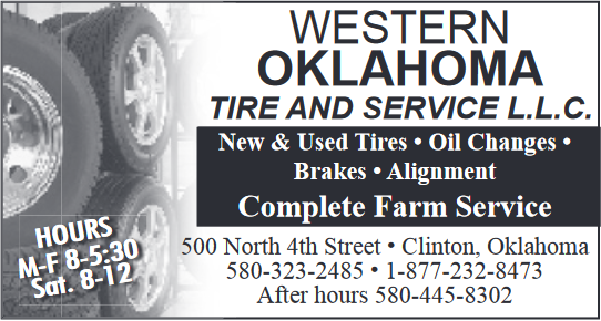 oil changes complete farm service in clinton ok auto repair western oklahoma tire and service llc mercolocal