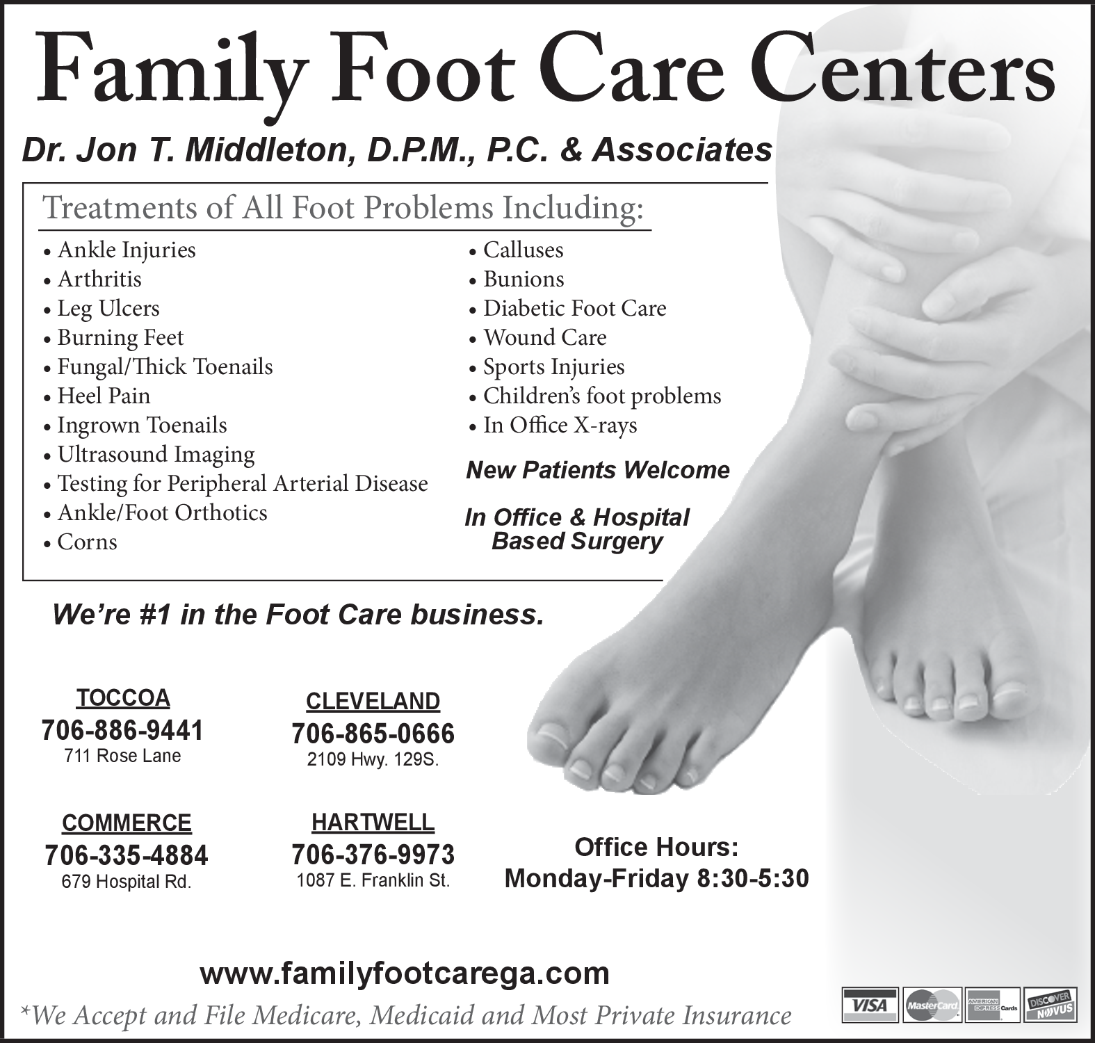 Ankle Sports Injuries Diabetic Foot Care Treatment In Royston