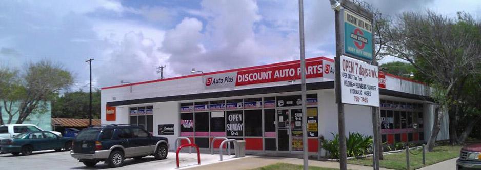 Discount Auto Parts Aransas Pass Tx