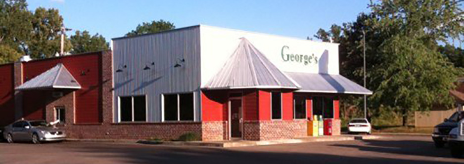 George S Restaurant New Albany Ms