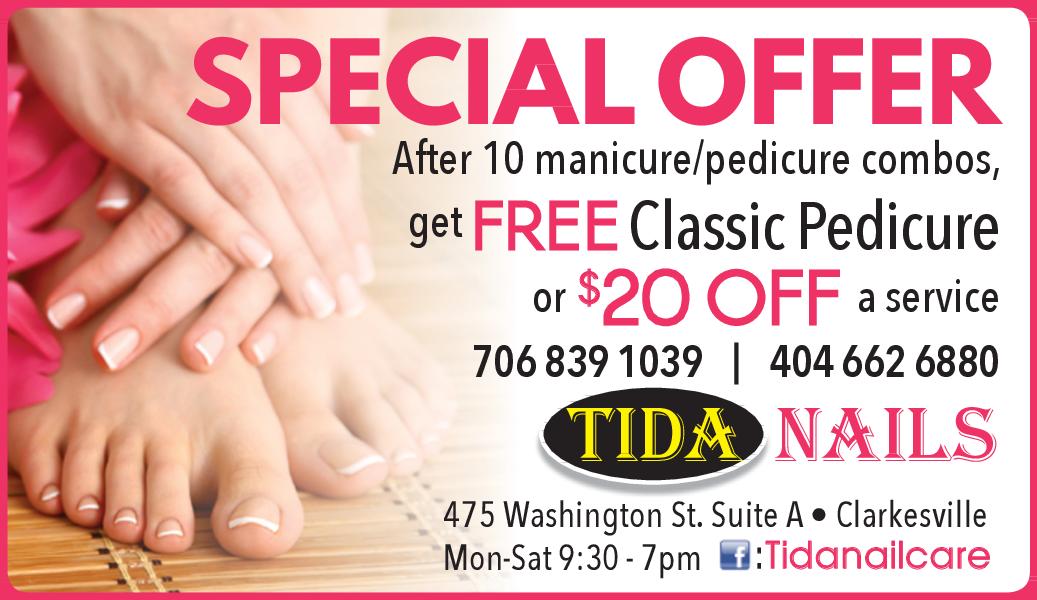 Better Offer On Manicure Pedicures In Clarkesville Ga Nail